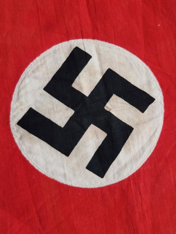 petit drapeau fanion allemand 28x21 20200611