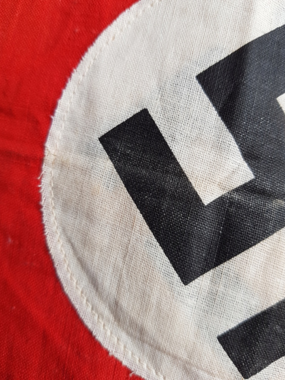 petit drapeau fanion allemand 28x21 20200618