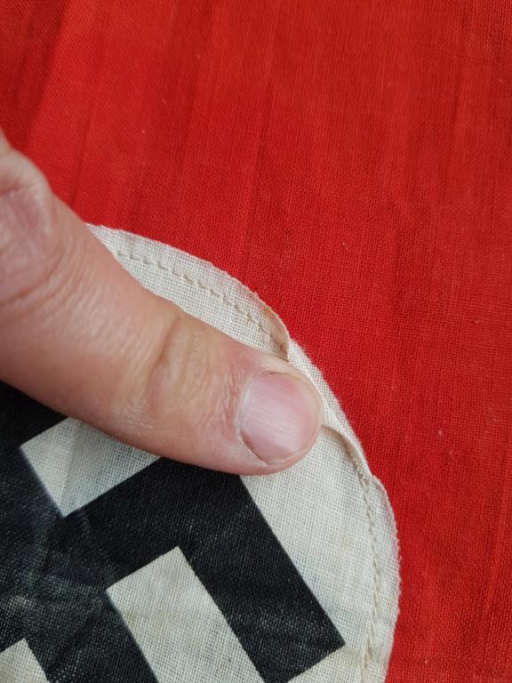 petit drapeau fanion allemand 28x21 20200619