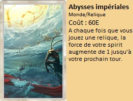 Liste des cartes Illusion Abysse10