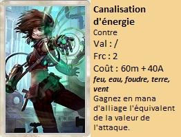 Liste des cartes Illusion Canali10
