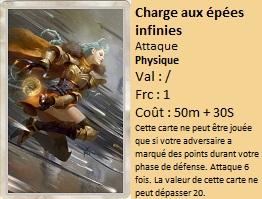 Liste des cartes Illusion Charge11