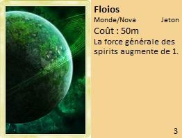 Liste des cartes Illusion Floios10