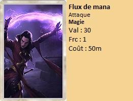 Liste des cartes Illusion Flux_d10