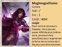 Liste des cartes Illusion Magima10
