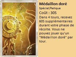 Liste des cartes Illusion Mydail10