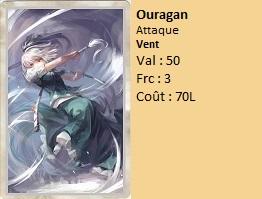Liste des cartes Illusion Ouraga12