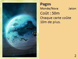 Liste des cartes Illusion Pagos10