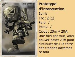 Liste des cartes Illusion Protot10