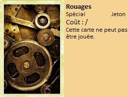Liste des cartes Illusion Rouage10