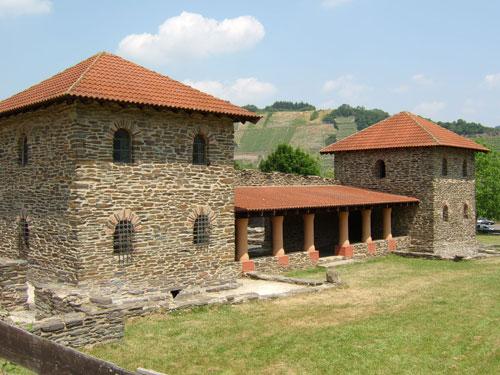 Les Romains en Germanie sur ARTE Villa_10