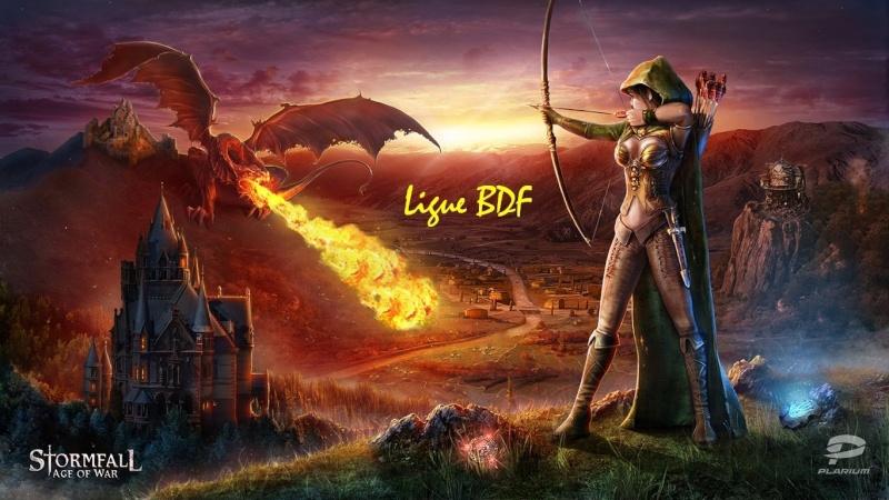 bienvenue chez BDF