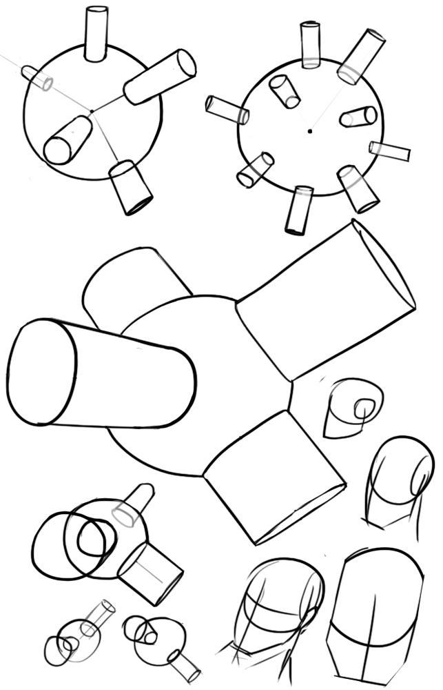 Phaeris Croquis et Trainings - Page 3 Exo210