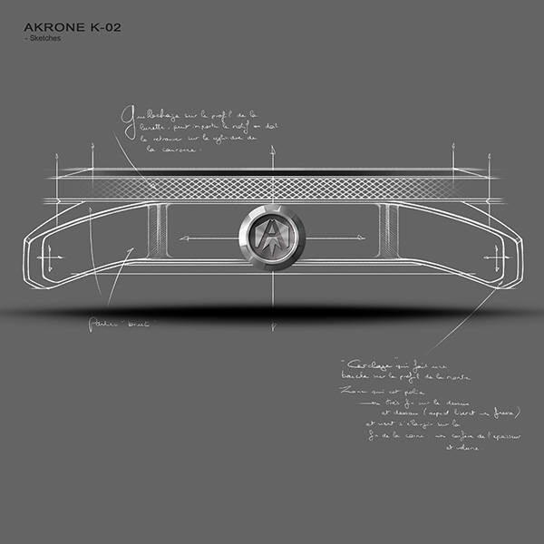 Akrone K-02 -Tome 2- on se rapproche des protos 07910