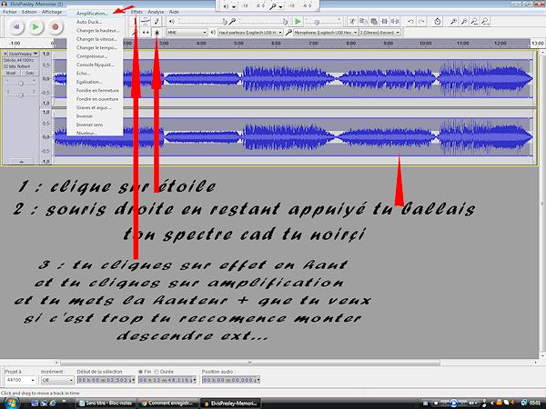 Comment enregistrer vos chansons Image110