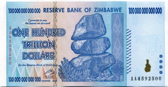 WITH THE ZIM U WILL BE A TRILLIONAIRE LMAO  Zimbab10