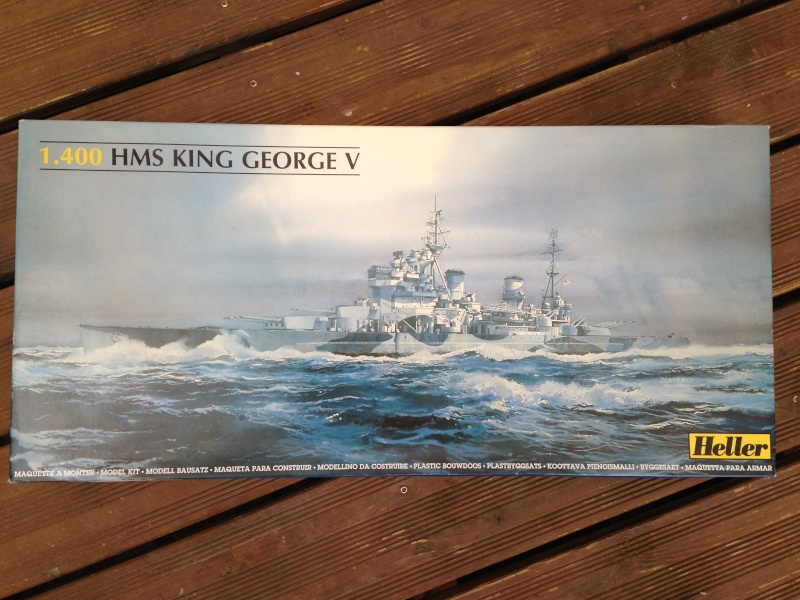 [1/400] HMS KING GEORGE V Maquet14