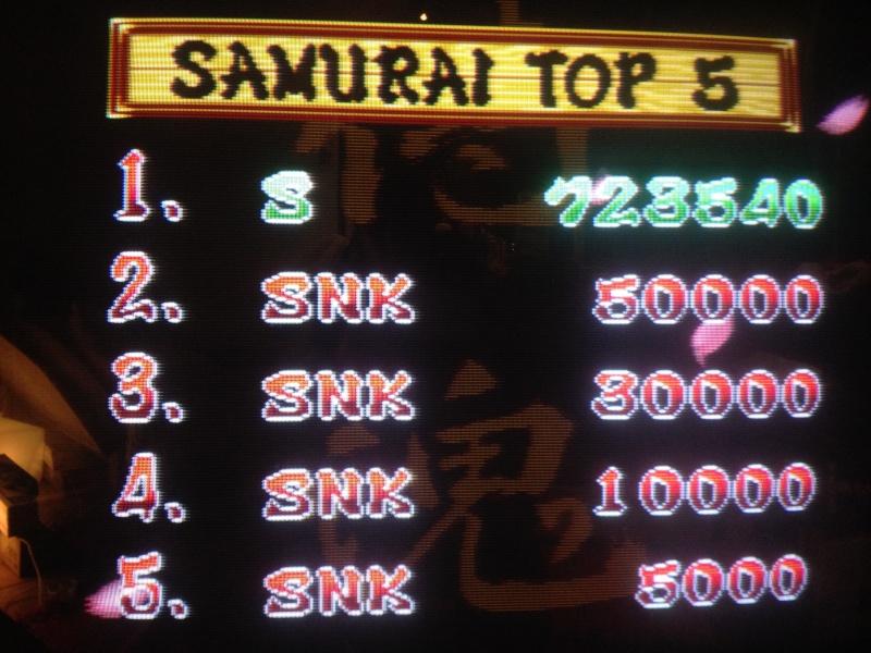 [scoring] Samurai Spirits 1 Img_2014