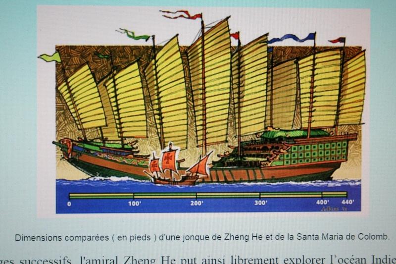 La Marine chinoise    La Chine avait tout inventée Img_5910