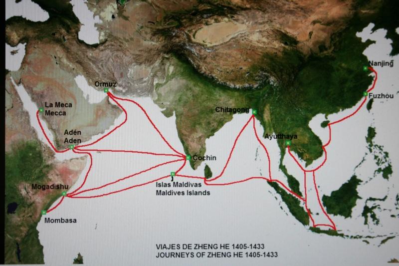 La Marine chinoise    La Chine avait tout inventée Img_5914