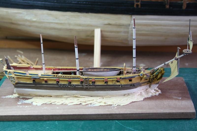 Restauration de l'Aurore frégate légère de 22 canons Img_6920