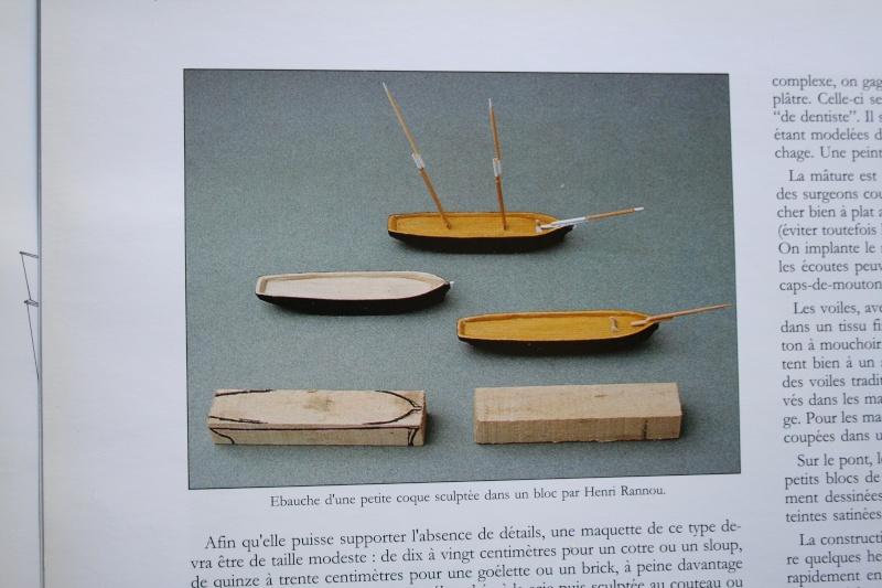 Le Modélisme Naval : Plans, styles et techniques - Chasse Marée Img_7149
