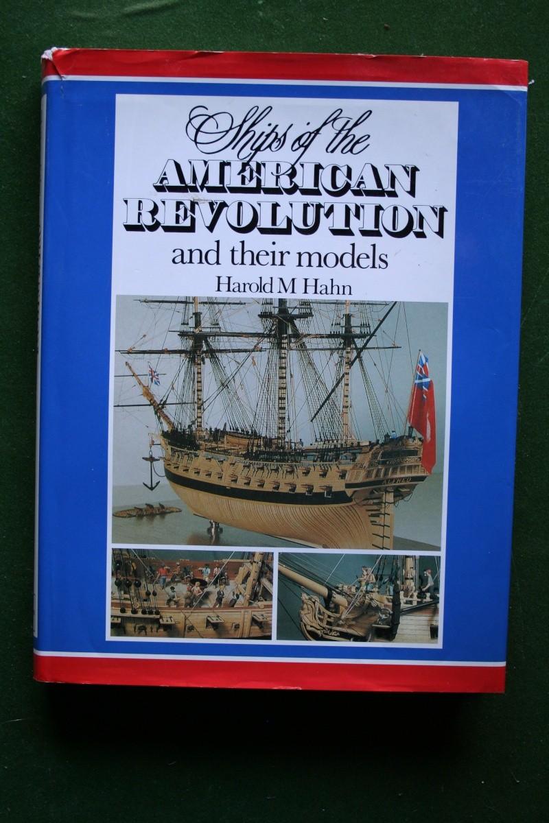 Les bateaux de la révolution Américaine et leurs modèles - Harold M Hann Img_7228