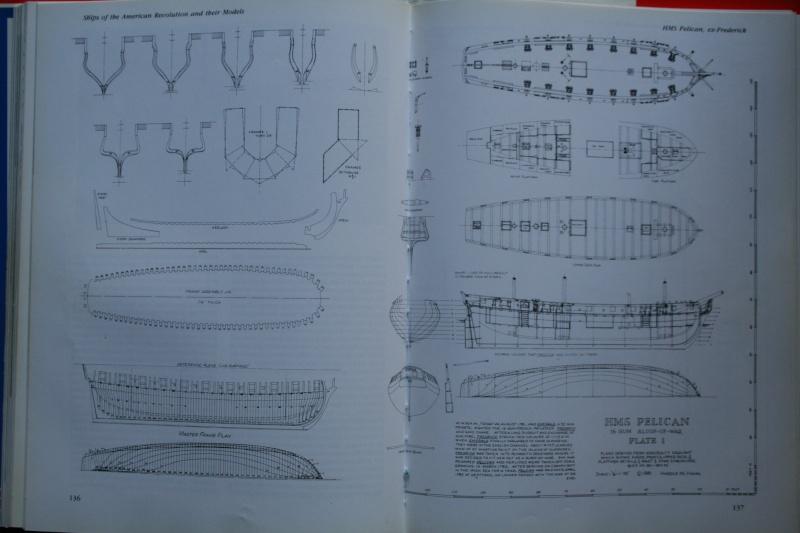 Les bateaux de la révolution Américaine et leurs modèles - Harold M Hann Img_7229