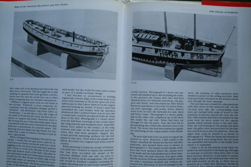 Les bateaux de la révolution Américaine et leurs modèles - Harold M Hann Img_7231