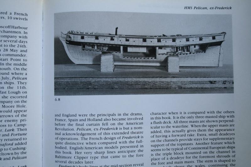 Les bateaux de la révolution Américaine et leurs modèles - Harold M Hann Img_7232