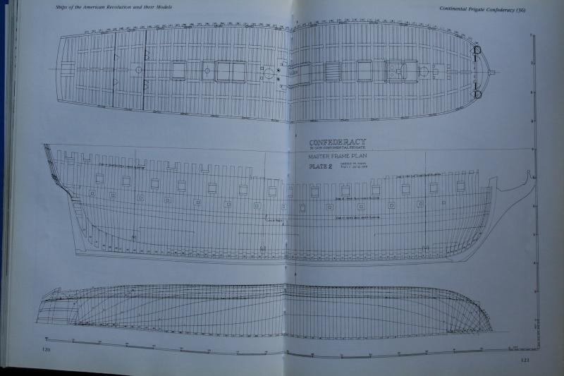 Les bateaux de la révolution Américaine et leurs modèles - Harold M Hann Img_7233
