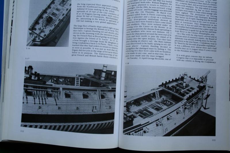 Les bateaux de la révolution Américaine et leurs modèles - Harold M Hann Img_7235