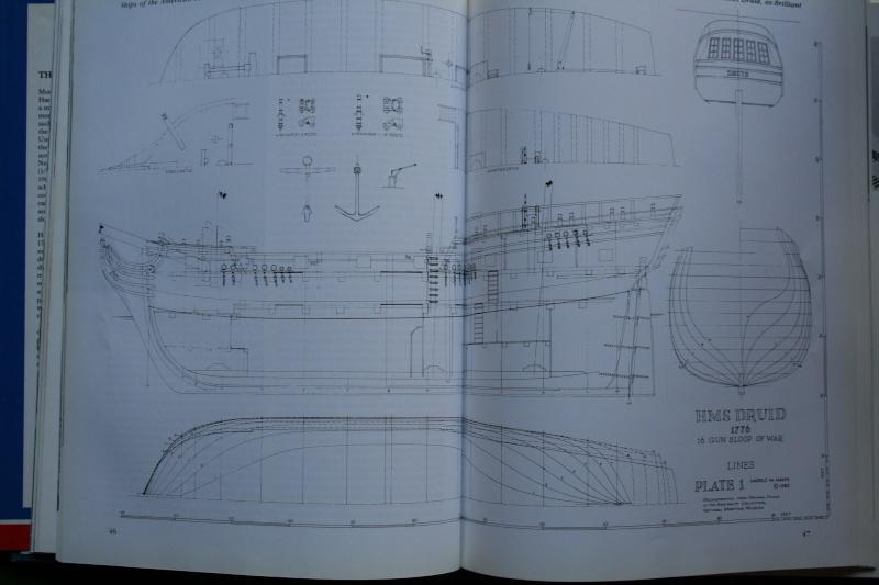 Les bateaux de la révolution Américaine et leurs modèles - Harold M Hann Img_7241