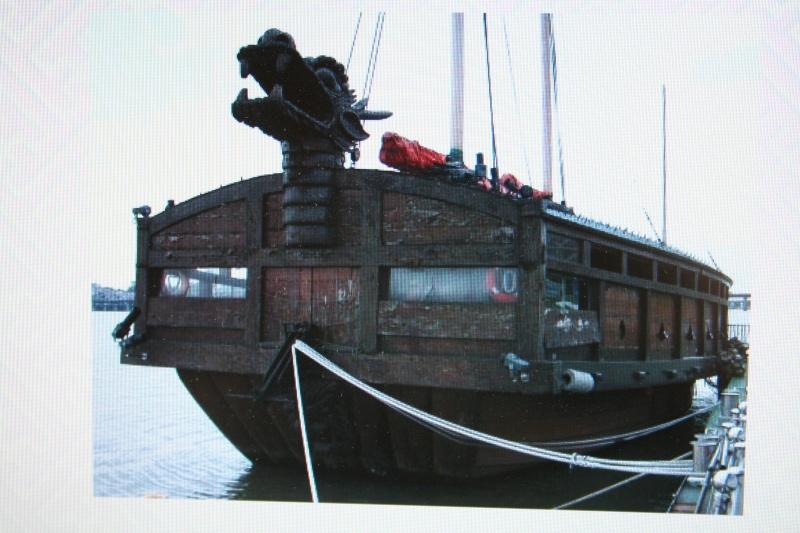 La Marine chinoise    La Chine avait tout inventée Photo_19