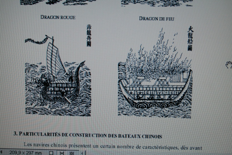 La Marine chinoise    La Chine avait tout inventée Photo_22