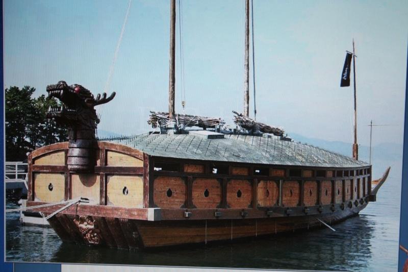 La Marine chinoise    La Chine avait tout inventée Photo_23