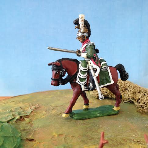Projets en 28 mm : gardes d'Honneur italiens et gardes du Corps westphaliens - Page 3 Fev310