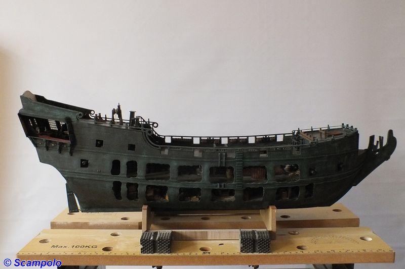 Black Pearl von Hachette gebaut von Scampolo - Seite 6 Dscf2412