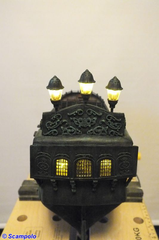 Black Pearl von Hachette gebaut von Scampolo - Seite 6 Dscf2427