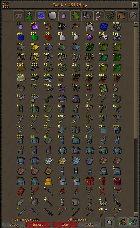 1 - 92 Slayer/Clue Bank Tab. 99_sla10