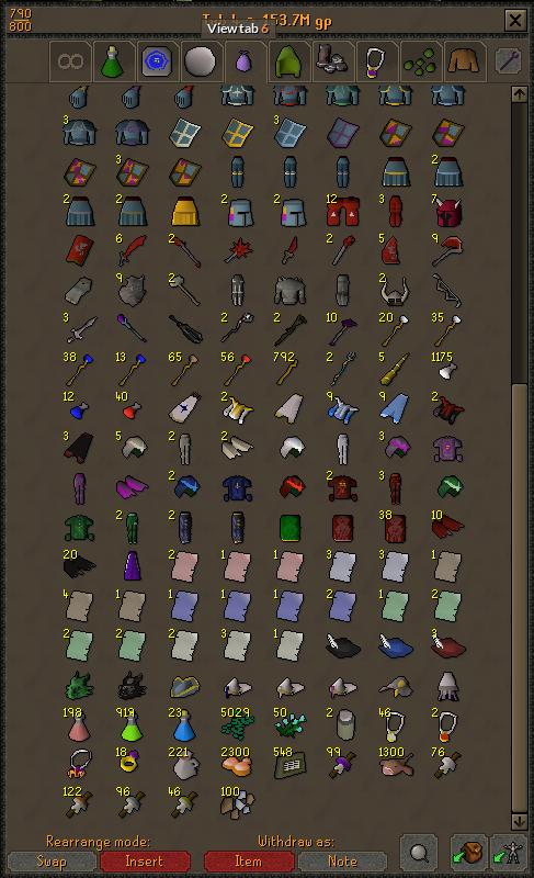 1 - 92 Slayer/Clue Bank Tab. 99_sla11