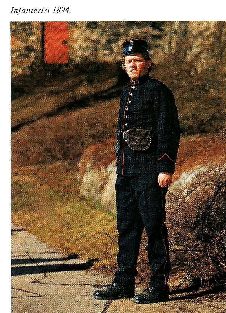 Norwegian uniforms. A pictorial. Uni10_10