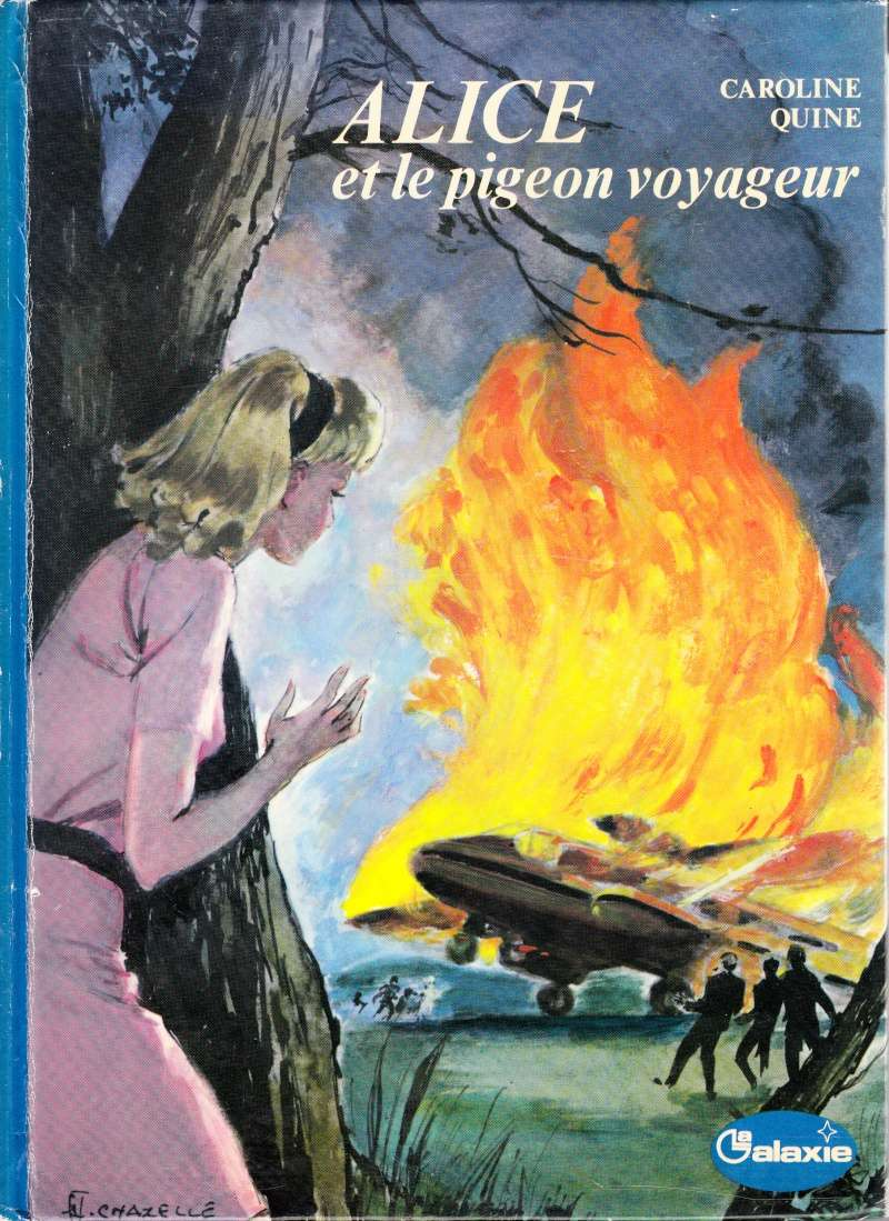 Recherches sur les anciennes éditions d'Alice (Titres 1 à 15) Lettre11