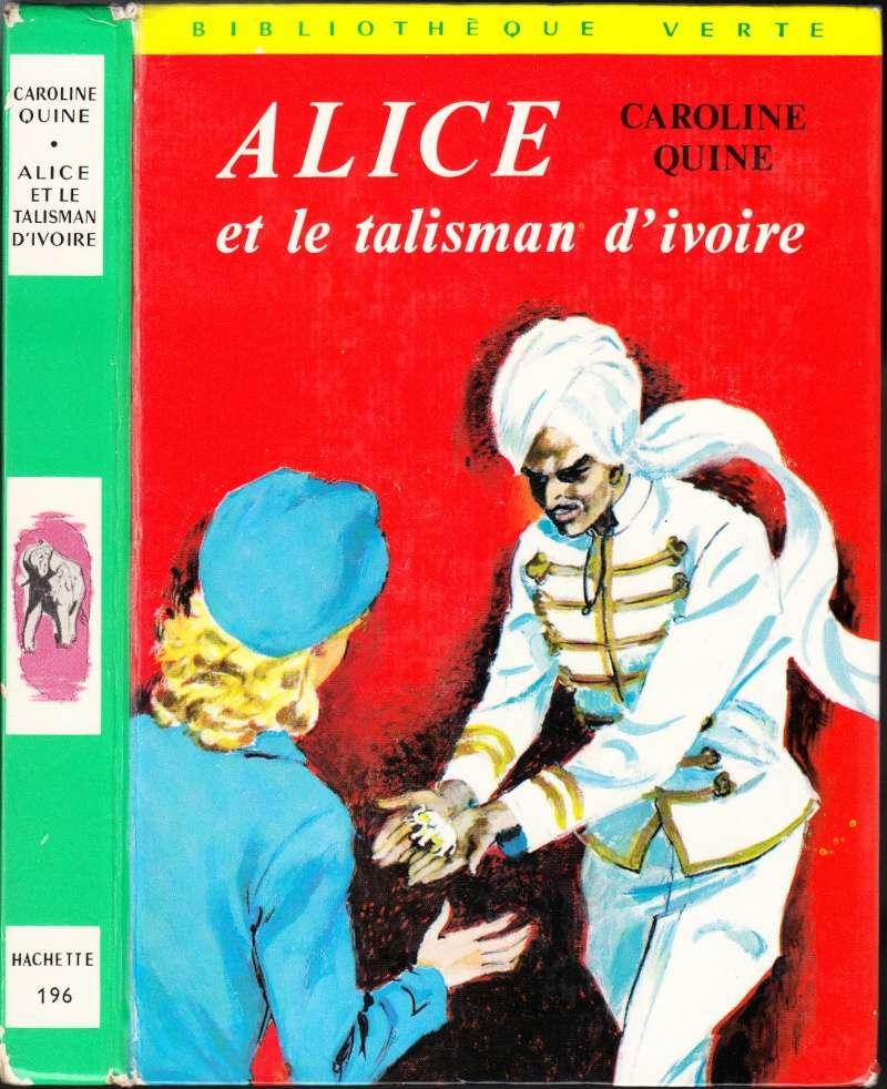 Recherches sur les anciennes éditions d'Alice (Titres 1 à 15) Lettre14