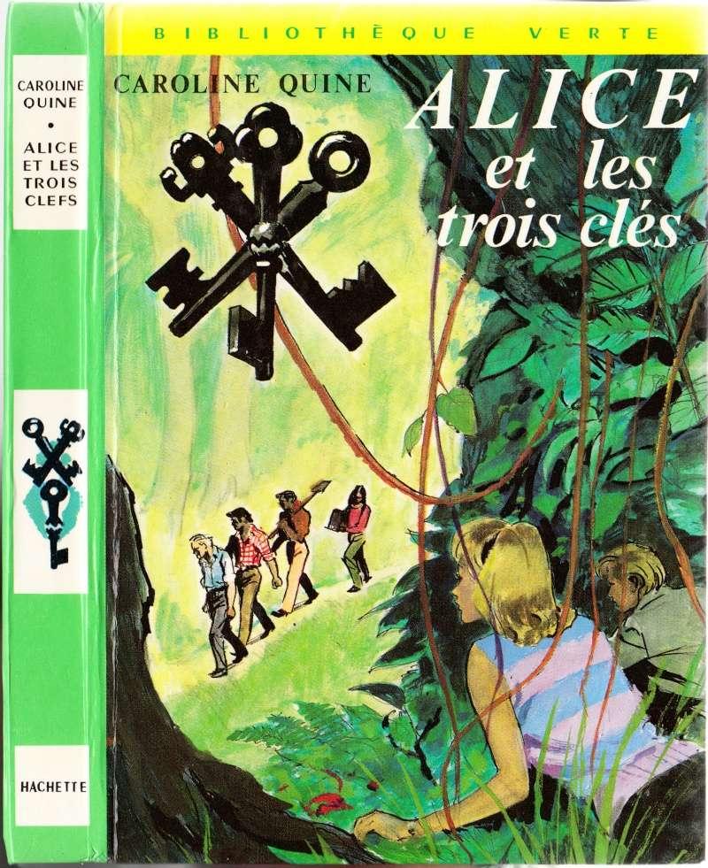 Recherches sur les anciennes éditions d'Alice (Titres 1 à 15) Lettre18