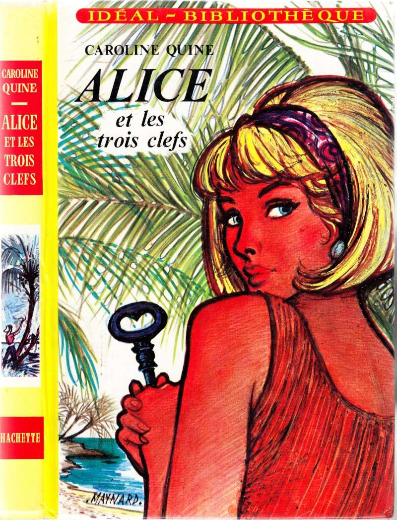 Recherches sur les anciennes éditions d'Alice (Titres 1 à 15) Lettre19