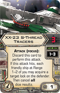 xx-23 S-thread tracers Xx-2311
