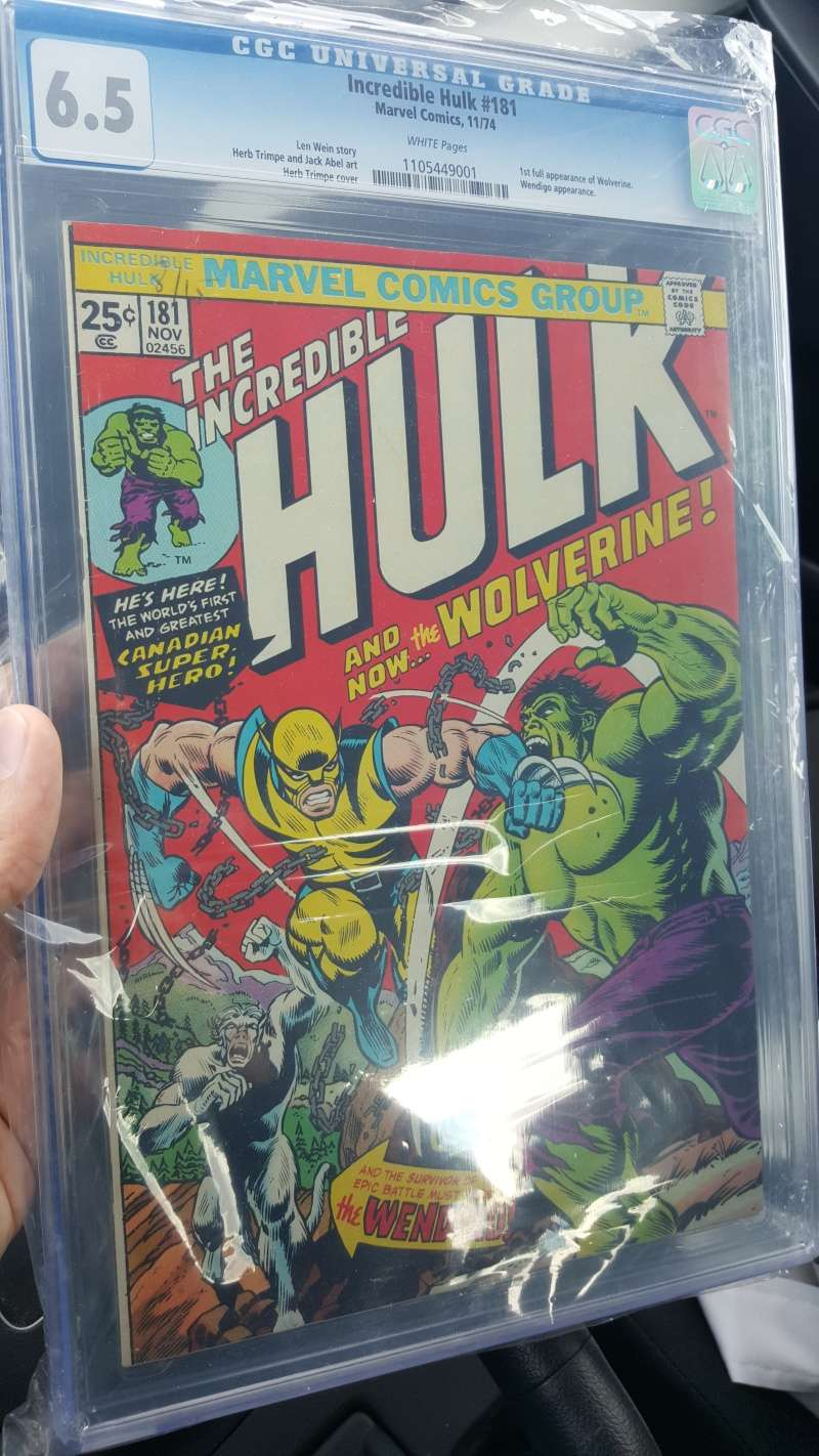 Holy Grail of Wolverine Comics 20160211