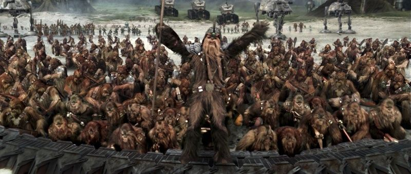 Battle of the Month (March)Update: The Ewoks are coming... Wookie10