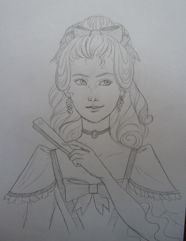 Fanarts d'Elelya - Page 4 Mariea11